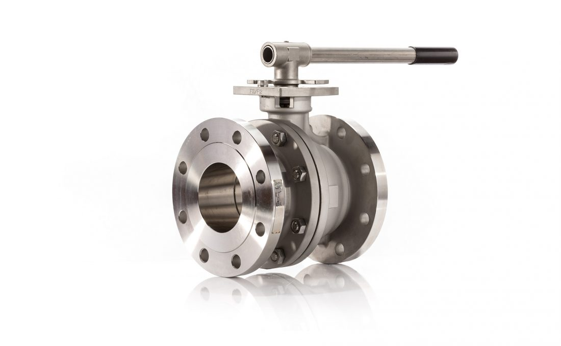 9000 Flanged Ball Valve
