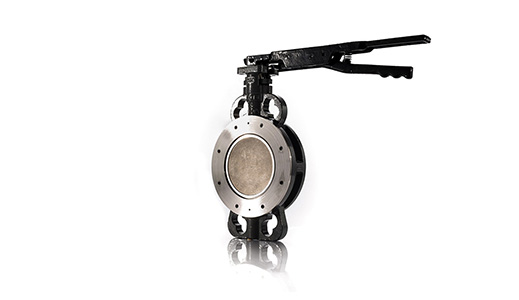 ST High Performance Butterfly Valve