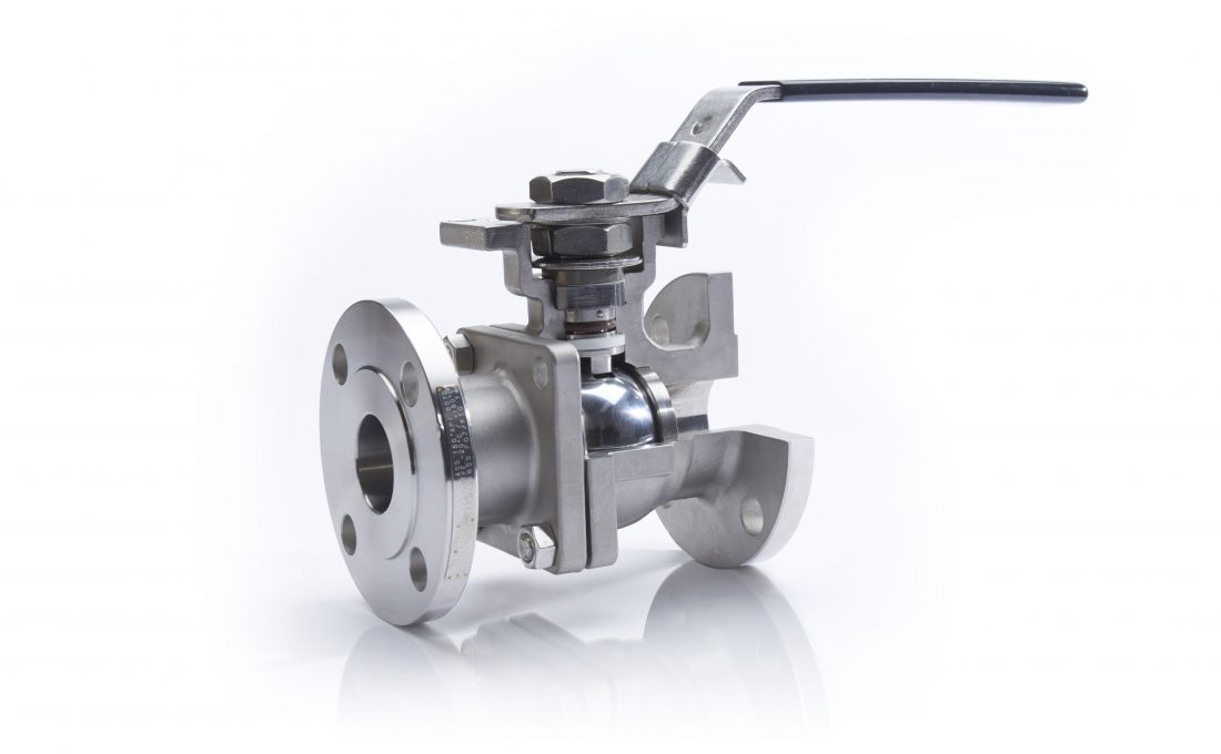 Series 9000 Metal Seated Ball Valve