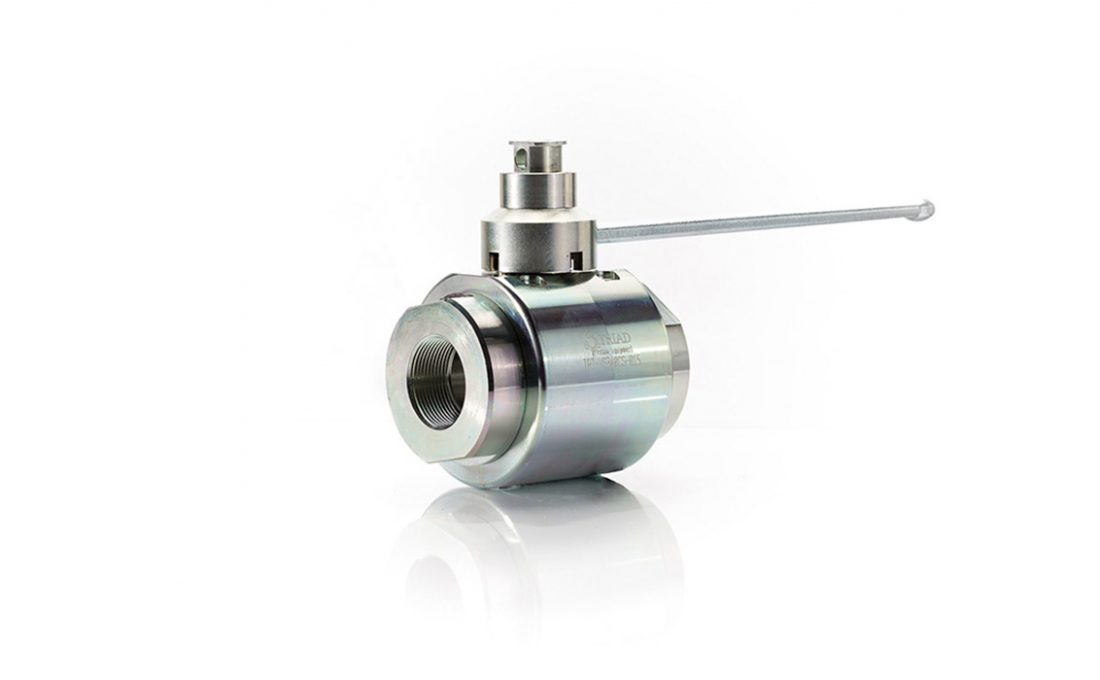 VS360 High Pressure Ball valve