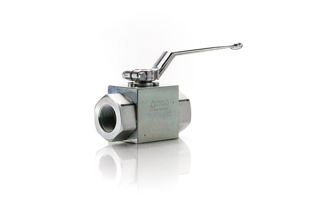 XHP 2 Way High Pressure Ball Valve